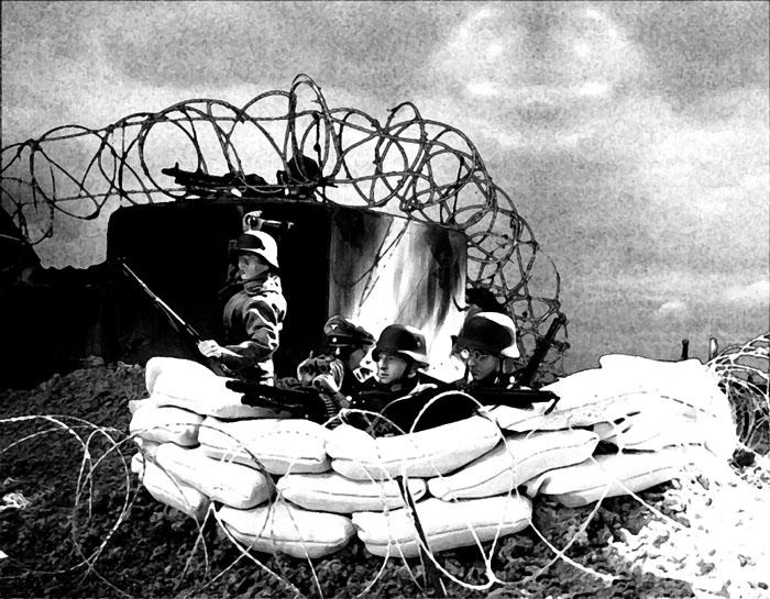 Bienvenue sur le site des dioramas de la seconde guerre mondiale